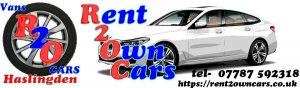 Rent to own cars Accrington