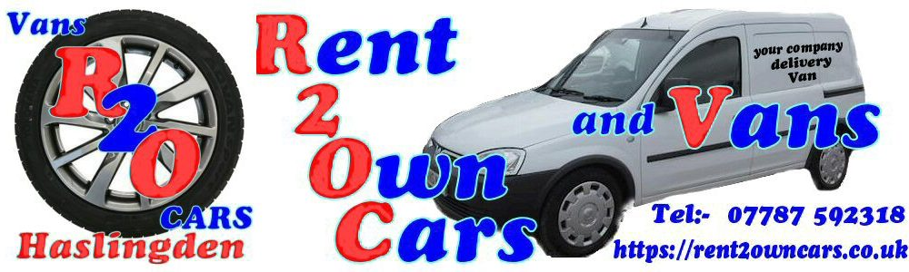 Rent2own cars a Crawshawbooth