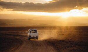 travelling man and van